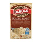Idahoan Loaded Baked Flavored Mashed Potatoes 4 oz (Pack of 12) by Idahoan