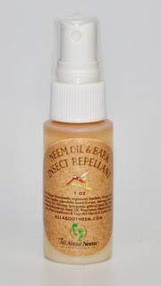 (Neem Oil Mosquito Repellent Bug Spray
