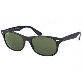 2cca928407 Ray-Ban RB4207 New Wayfarer Liteforce 601S 9A Polarized  Amazon.co.uk   Clothing