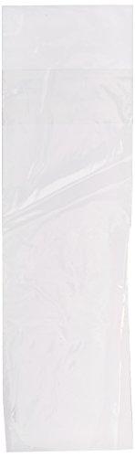 Plastic Silverware Bag (Elkay Plastics HB-10 Low Density Silverware Bag, Flat Pack, 3 1/2
