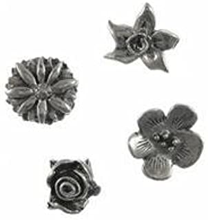 product image for Jim Clift Design Flowers Pushpins