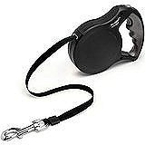 petmate-walkabout-retractable-belted-leash-for-dogs-up-to-110-pounds-16-feet-large-black