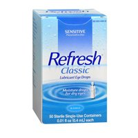 Refresh Refresh Classic Preservative-Free Eye Drops Single-U