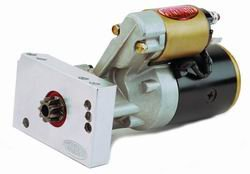 Powermaster 9000 Hitachi Short Starter; Standard; 153/168 Tooth Flywheel; 160 ft./lb. Torque; 3.7-1 Gear - Mini Series World 1957