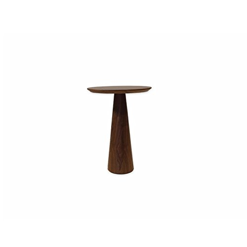 Fabulous Amazon Com Mobital Tower Tall End Table In Walnut Kitchen Download Free Architecture Designs Ferenbritishbridgeorg