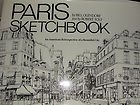 Paris Sketchbook, Bill Olendorf, 0923078029