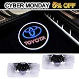 Toyota Compatible Logo Lights Ghost Lamp