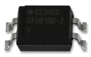 VISHAY SEMICONDUCTOR SFH6106-1 OPTOCOUPLER 50 pieces 5300VRMS TRANSISTOR