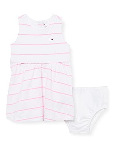 Tommy Hilfiger BABY STRIPED DRESS SLVLS baby jongens Jurk