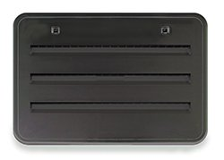 Norcold 621156BK Black Refrigerator Side Vent (Best Side By Side Refrigerator Brand)