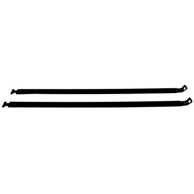 Barracuda Fuel Tank - CPP Fuel Tank Straps for Dodge Dart, Plymouth Barracuda, Duster, Scamp, Valiant FST010097SS
