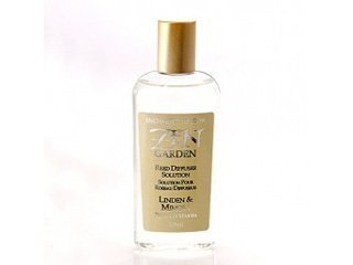 Enchanted Meadow Zen Garden Linden &ミモザReed Diffuser Fragrance Refill   B00GS6AMWQ