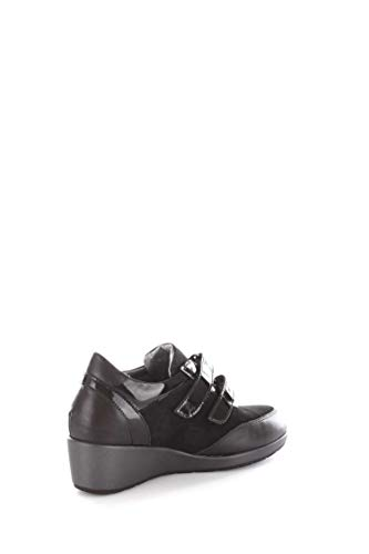 Women Melluso R0375 Sneakers Women Black Melluso Sneakers R0375 Melluso Black 78xqU