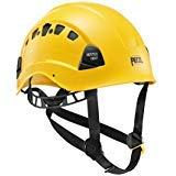 PETZL - Vertex Vent, Ventilated Helmet for Work at Height, Yellow