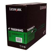 - Lexmark T650H84G High Yield Black Toner Cartridge