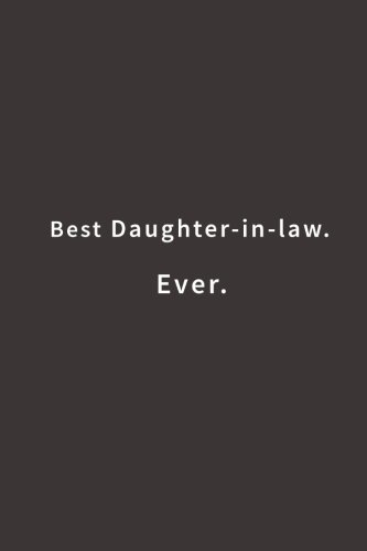 Read Online Best Daughter-in-law. Ever. pdf epub