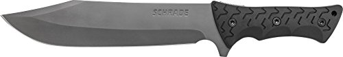 Schrade-SCHF45-Leroy-Full-Tang-Bowie-Fixed-Blade-Knife