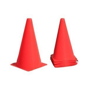 9 cones - 8