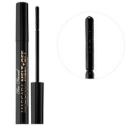 Too Faced Mascara Melt Off Cleansing Oil Mascara Remover, 0.23 oz