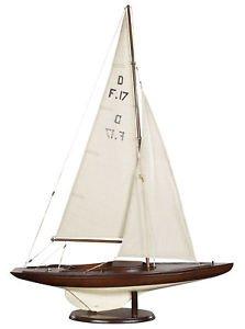 Dragon Olympic Sail Racer Class One Design Sailboat Model 30