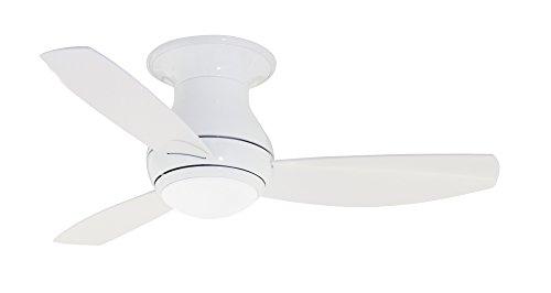 Low Profile Flush Mount Ceiling Fan Amazon Com