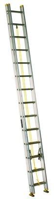 Louisville Ladder Aluminum Extension Ladder 250-Pound Capacity