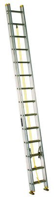 Louisville Ladder AE3216 Aluminum Extension Ladder 250-Pound Capacity, 16-Feet