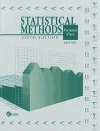 Statistical Methods, Volume 1
