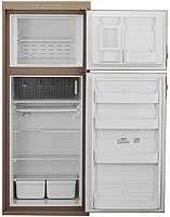 Dometic DM2652RB Americana Double Door RV Refrigerator - 2-Way, 6 Cu. Ft