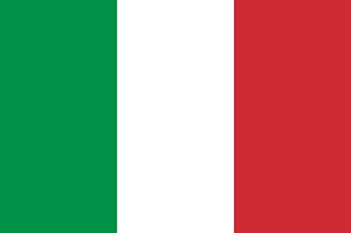 Italy Flag from SoCal Flags 3x5 Foot Polyester Italian Banne