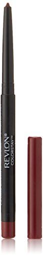 Revlon ColorStay Lipliner with Sharpener, Wines 080, 0.01 Ou