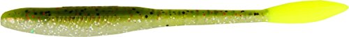 (Bass Assassin Lit'L Tapper Lure, 4.5-Inch, Chicken on a Chain, 12 Count)