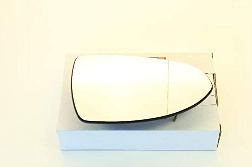 Left Passenger Side Wing Mirror Glass With Holder Aftermarket 6471424-8759 Heated