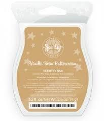 Scentsy Vanilla-Bean-Buttercream Scented Wax