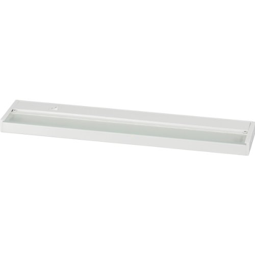 Progress Lighting P7005-30 Under Cabinet 18-Inch LED 3000K, White (Progress Under Cabinet Light)