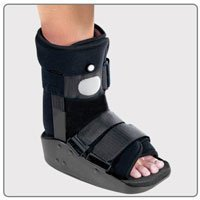 79-95253 Walker Ankle Brace Plastic Small Malleable Uprights w/Air Part# 79-95253 by DJO, Inc Qty of 1 Unit by The DJO, Incorporated