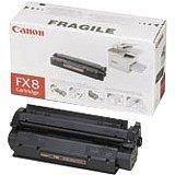 FX-8 Black Toner Canon 8955A001AA for Laserclass 510