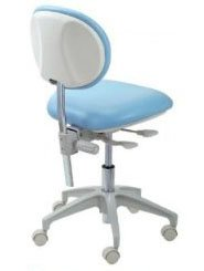 Premium Plus Dental Doctor Stool, 5012-D Blue by Premium Plus (Image #3)