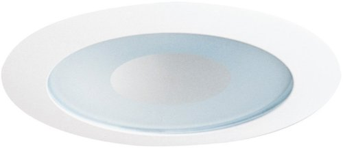 Juno Lighting 12W-WH 4-Inch Recessed Shower Trim White