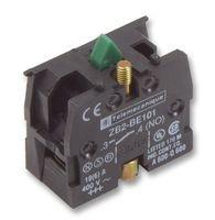 (Schneider Electric/Telemecanique Contact Block 1No Screw ZB2BE101)