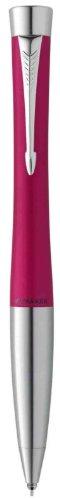 Parker - Urban Fashion Pink CT Pencil, Chrome Trims, Twist Mechanism.