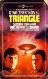 img - for TRIANGLE (Star Trek Novel #9) book / textbook / text book