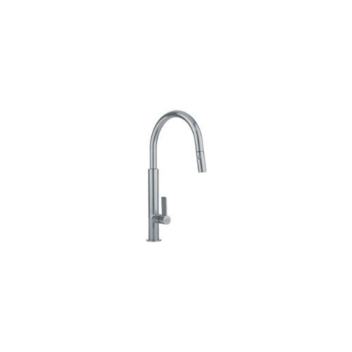 Franke Satin Nickel Kitchen Pull-Out Faucet FF2780 by ()