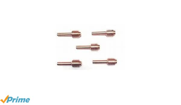 Jack/&Dave Plasma electrode-220478 10pcs compatible fiting in PMX Cutting Torch 30 Consumables replacement