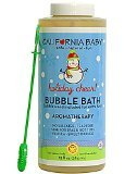 California Baby Holiday Bubble Bath Vanilla Orange and Laven