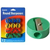 DDI 2184020 12 Piece A Pencil Sharpener