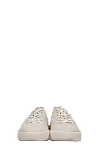 Bikkembergs Sneakers Uomo BKE109037 Pelle Bianco