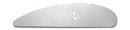 Sherrill Mudtools Long Stainless Steel Scraper Rib Smooth for Pottery and Clay Artists
