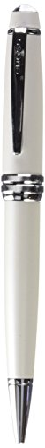 (Cross Ballpoint Pen Pearlescent White Bailey Gift Wrapped Free)