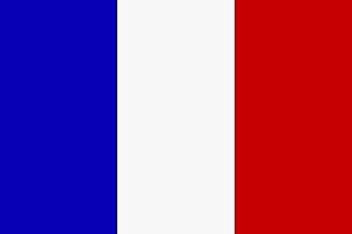 Haute Qualit/é pour U24/Drapeau du drapeau France Bateau 40/x 60/cm
